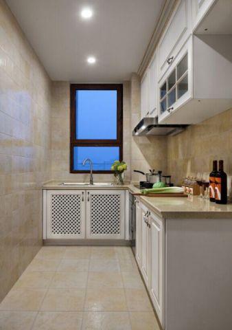 厨房橱柜新古典风格装饰图片
