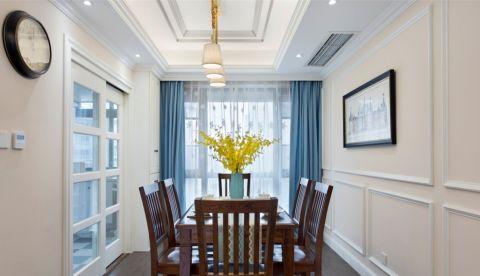 15万预算100平米公寓装修效果图