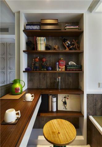 书房细节现代简约风格装修效果图