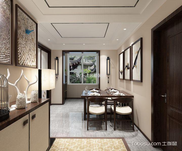 阳光翡丽湾东南亚公寓效果图 客厅 背景墙