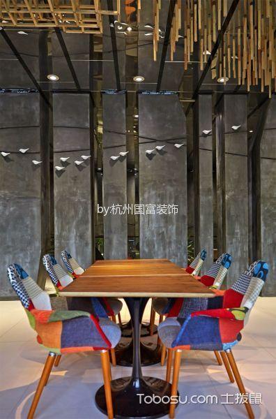 音乐餐厅餐桌装饰效果图