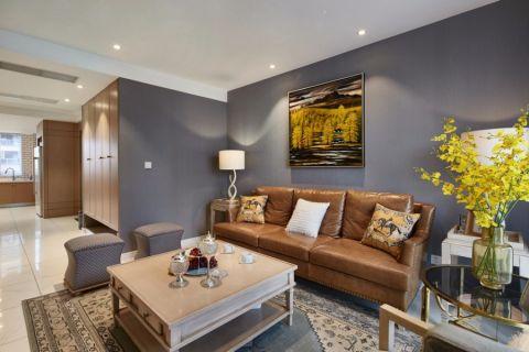 16.8万预算140平米三室两厅装修效果图