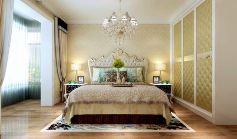 卧室衣柜简欧风格装潢效果图