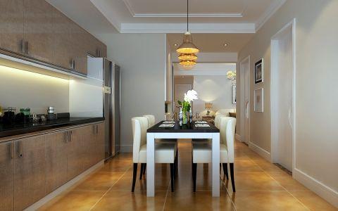 厨房吊顶现代简约风格装饰图片