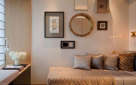书房照片墙现代风格装饰效果图
