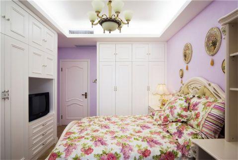 卧室衣柜简欧风格装修效果图
