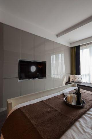 卧室吊顶韩式风格装潢设计图片