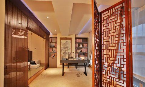 9.6万预算120平米三室两厅装修效果图
