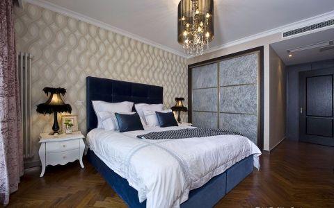 卧室床头柜新古典风格效果图