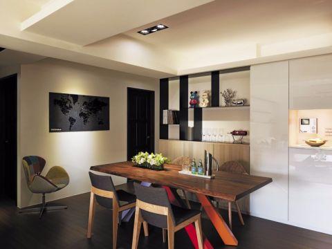 7.8万预算100平米两室两厅装修效果图