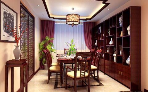 罗马西西里四室150平中式风格