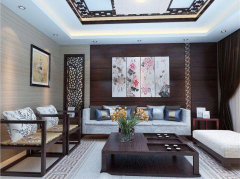 客厅沙发新古典风格效果图