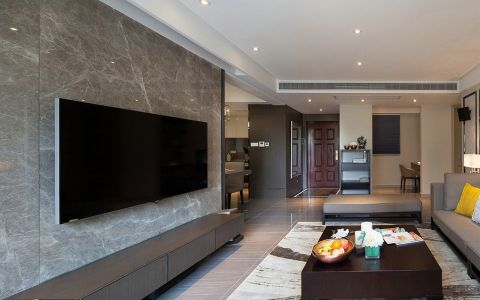 客厅走廊现代风格装饰效果图
