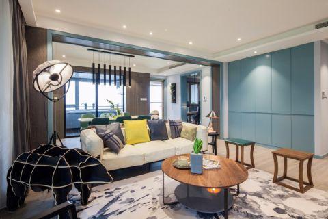 20.6万预算160平米四室两厅装修效果图