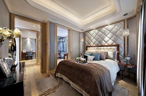 卧室吊顶现代欧式风格装修设计图片