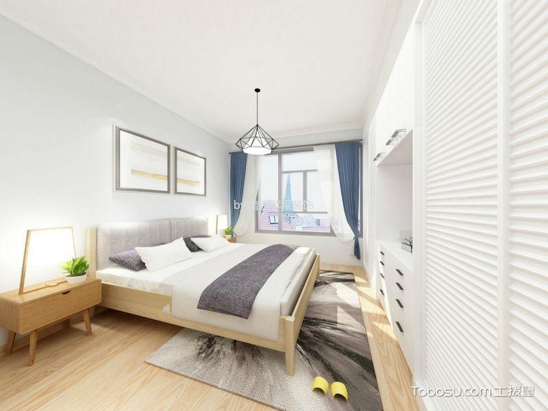 15万预算140平米四室两厅装修效果图
