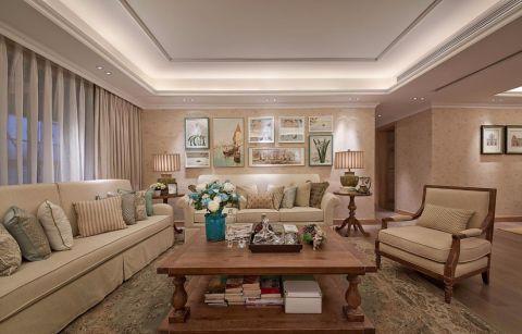 23.2万预算160平米四室两厅装修效果图