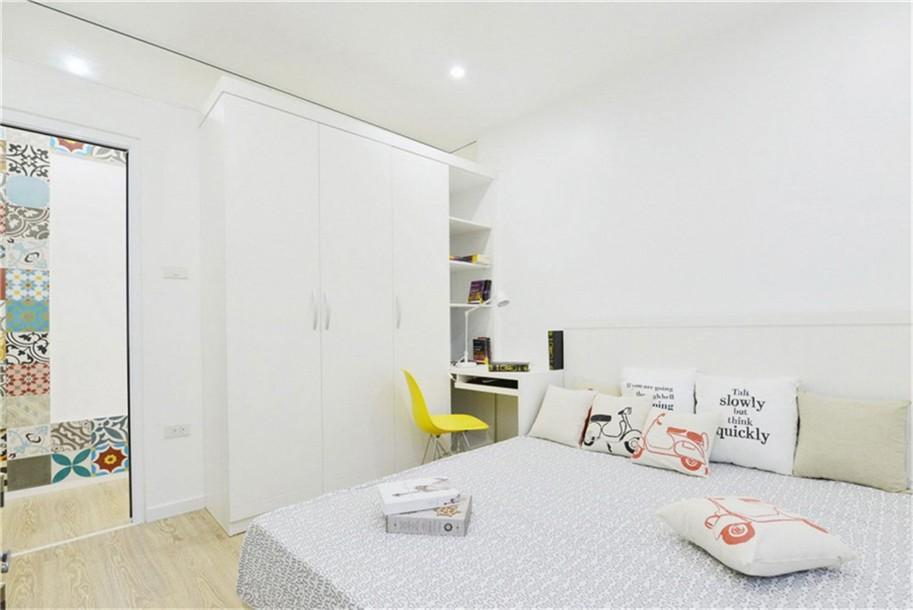 3室1卫2厅97平米现代简约风格