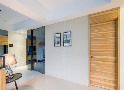 客厅走廊简单风格装饰设计图片