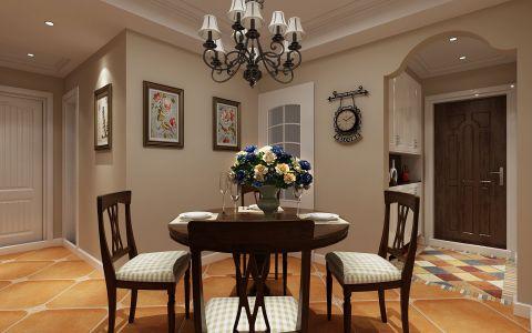 4.2万预算100平米两室两厅装修效果图