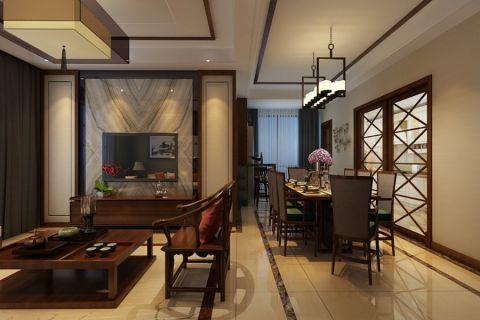 15万预算160平米四室两厅装修效果图