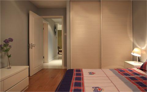 卧室衣柜现代简约风格装修图片