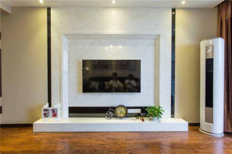 精美绝伦白色客厅装饰设计图片