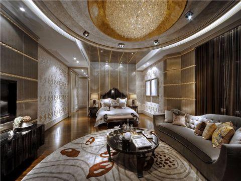 2019现代欧式卧室装修设计图片 2019现代欧式吊顶图片