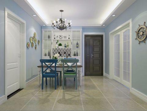 8万预算90平米一居室装修效果图