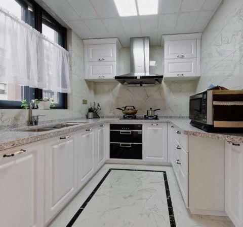 厨房橱柜欧式风格效果图