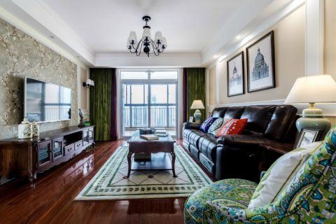24万预算150平米四室两厅装修效果图