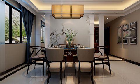 16万预算160平米四室两厅装修效果图
