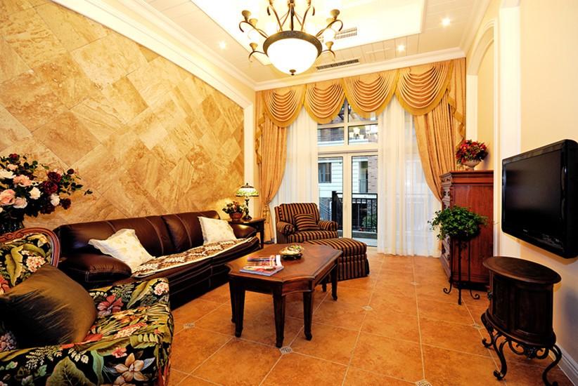 3室2卫1厅170平米美式风格