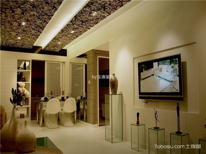 长江国际臻园142平现代简约装修效果图
