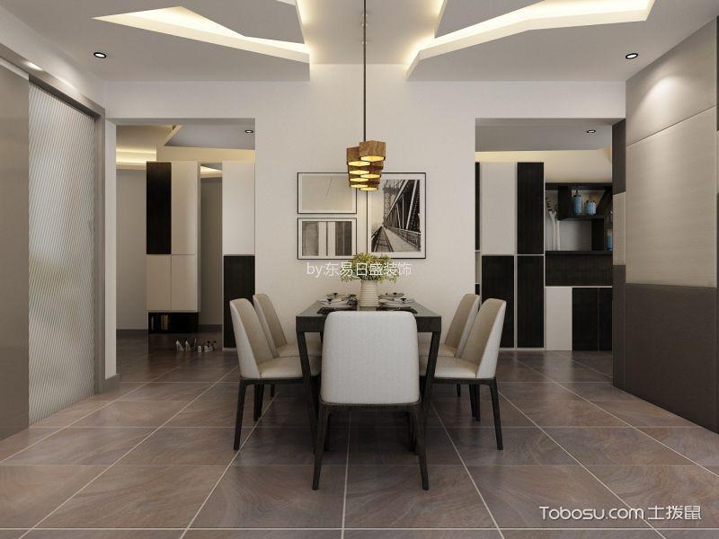 13万预算191平米四室两厅装修效果图