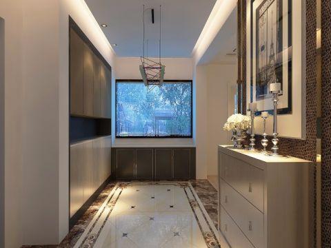 玄关走廊现代简约风格装修设计图片