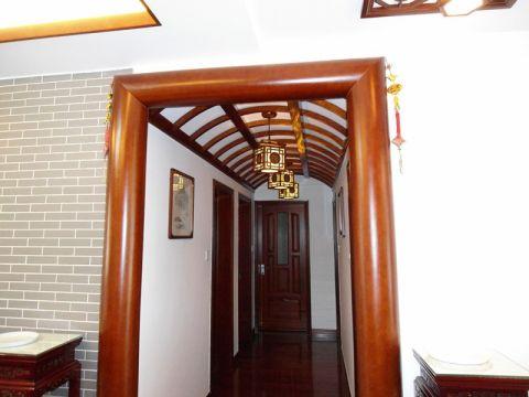餐厅中式风格装修图片