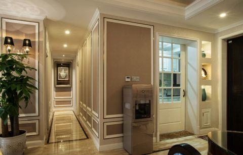 玄关走廊欧式风格装修图片