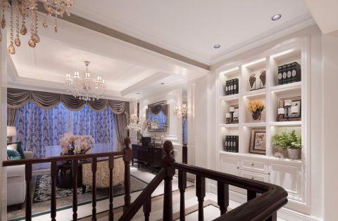 客厅窗帘欧式风格效果图