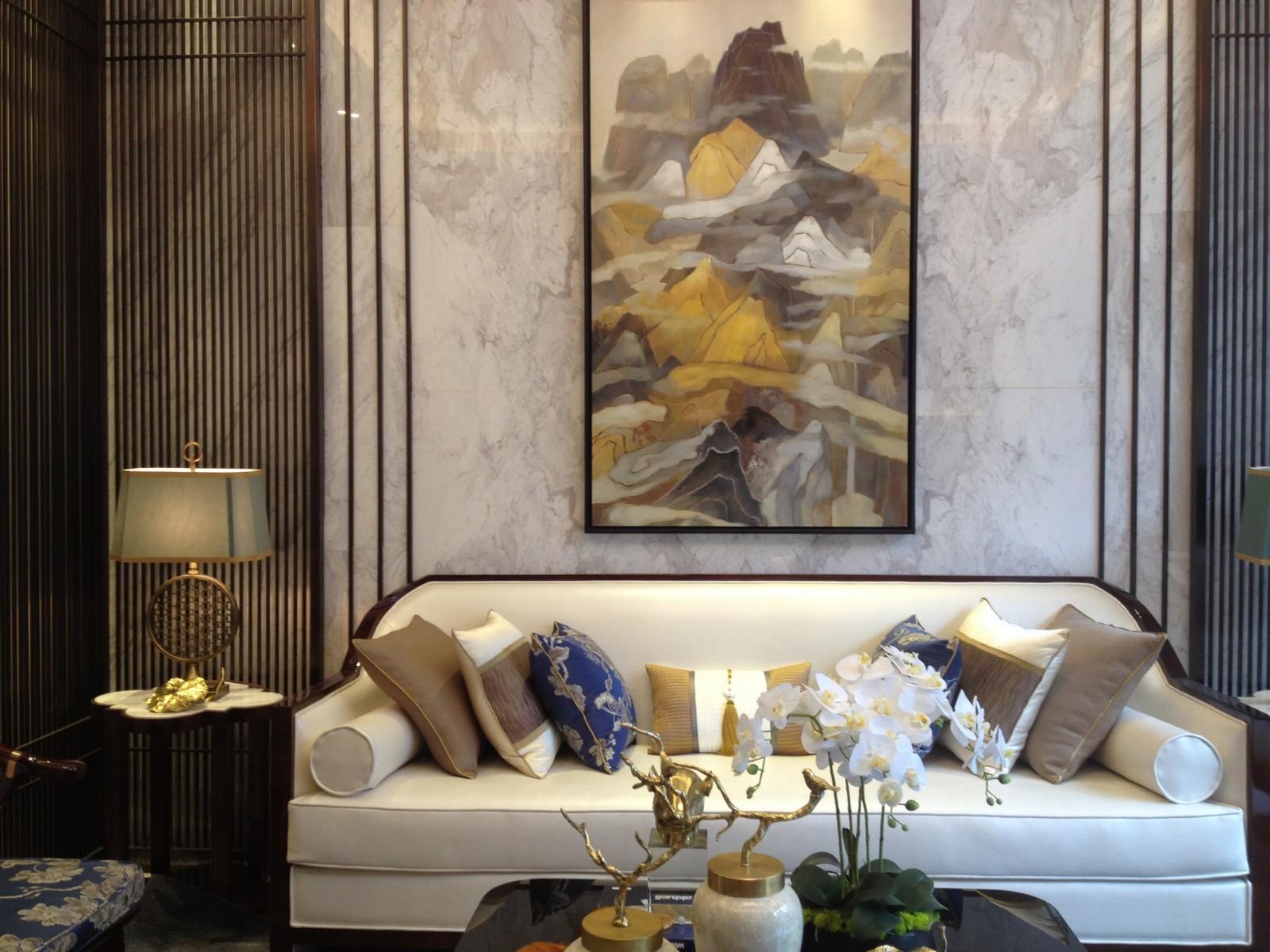 5室1卫2厅180平米新中式风格