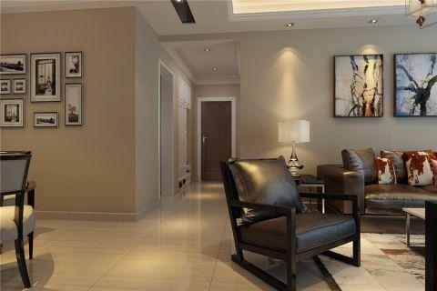 玄关走廊简欧风格装修图片