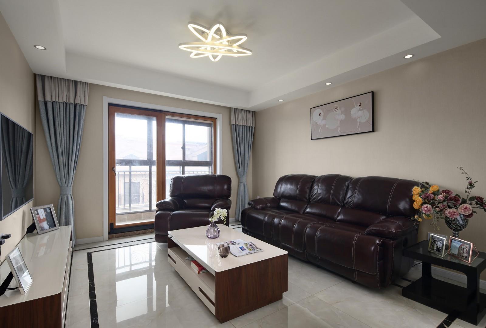 3室2卫2厅133平米现代简约风格