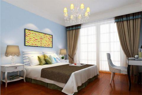 卧室推拉门现代简约风格装饰设计图片