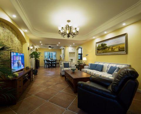 17.5万预算150平米四室两厅装修效果图
