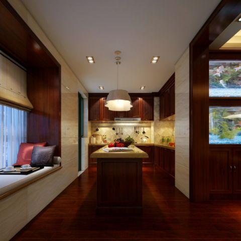 厨房吊顶现代风格装潢图片