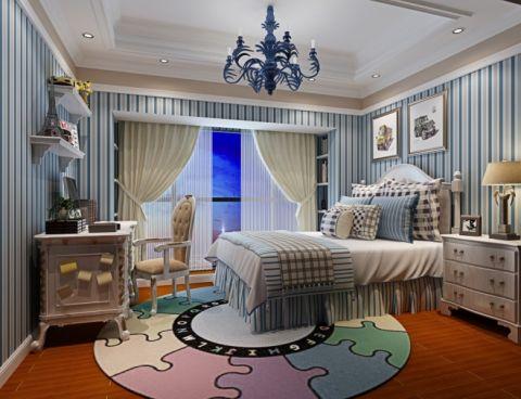 卧室吊顶混搭风格装潢图片