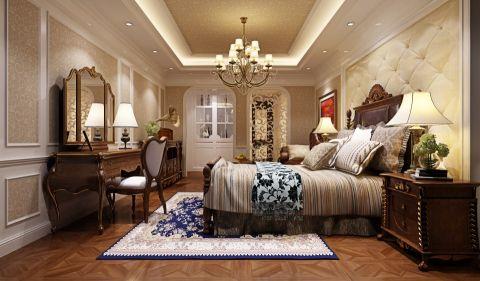 卧室梳妆台混搭风格装饰设计图片