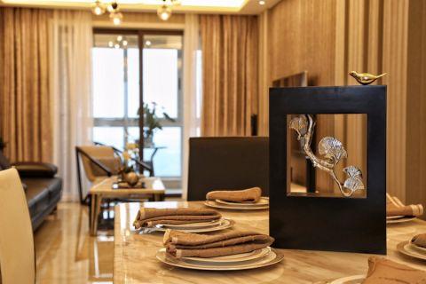 餐厅细节现代简约风格效果图