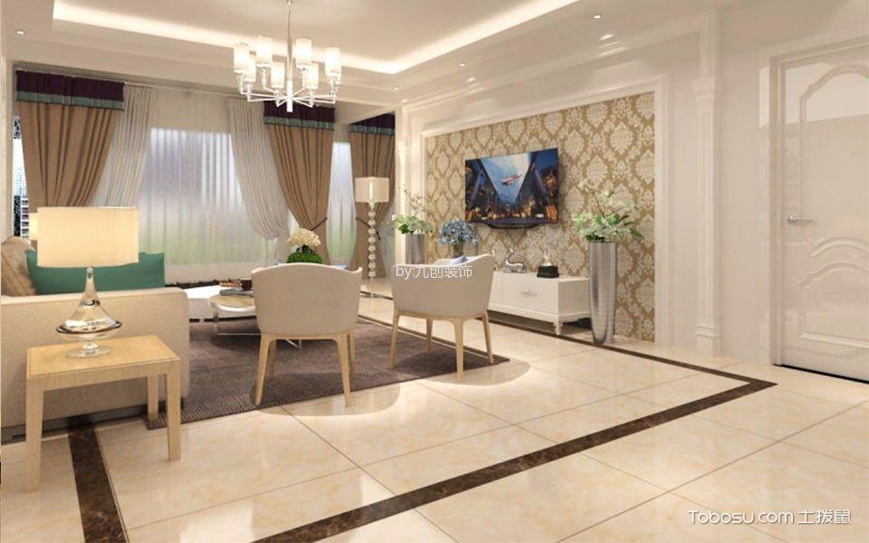 简约风格170平米套房新房装修效果图