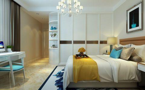 客厅衣柜现代简约风格装修设计图片